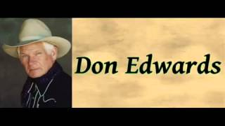 The Colorado Trail - Don Edwards - Alt.