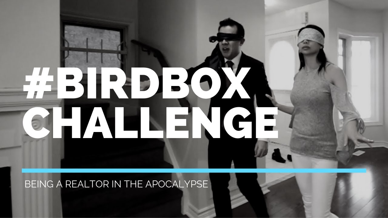 Download Being A Realtor in Birdbox!? SELLING A HOUSE BLINDFOLDED! #BirdboxChallenge - Real Estate Edition