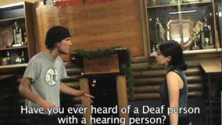 Words Apart (subtitled) -  Odd Socks Productions 2009
