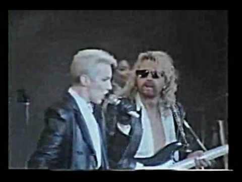 Eurythmics Sex Crime Nineteen Eighty Four Live Revenge Tour 1987(Enhanced)