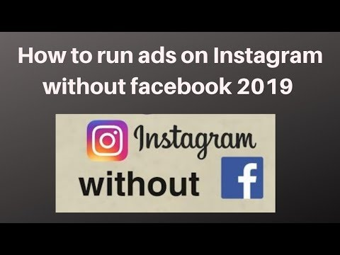 How to run ads on Instagram without facebook 2019   Digital Marketing Tutorial thumbnail