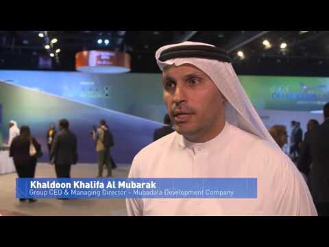 Khaldoon Khalifa Al Mubarak, Group CEO & Managing Director, Mubadala Development Company