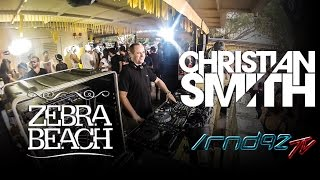 Christian Smith [3hs Set] @ Zebra Beach, Villa Carlos Paz, Cordoba, Argentina (08.02.2015)