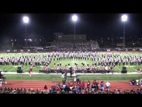 2015 Marching Southerners - Peach State