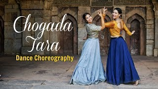 Chogada Tara | Loveratri | Garba Dance Choreography | StyleMeUpWithSakshi