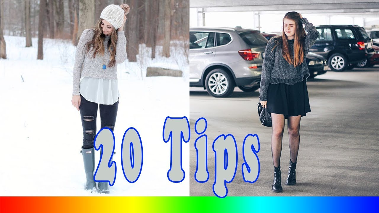 bb4d4a20fbfed 20 Style Tips On How To Wear A Cropped Sweater - YouTube