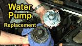 How to install a water pump 1999 2005 pontiac grand am 34l v6 wp 1448 publicscrutiny Gallery