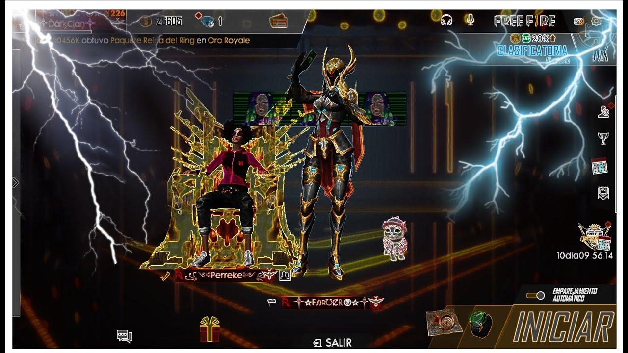 ¡¡Asi juegan dos heroicos en (free fire) (CLASIFICATORIA)!!!