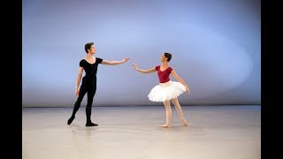 Discovering Repertoire -  A classical ballet performance programme