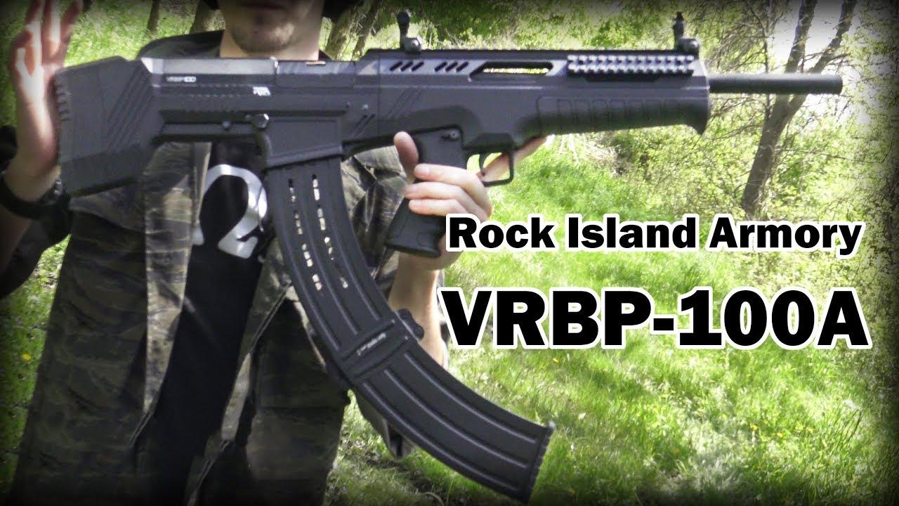 The Armscor/RIA VRBP-100A