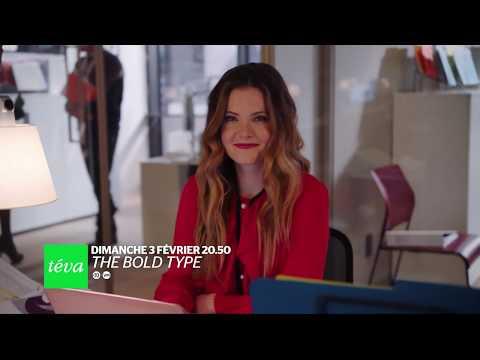 The Bold Type Saison 1 Bande Annonce En Francais HD (Téva)