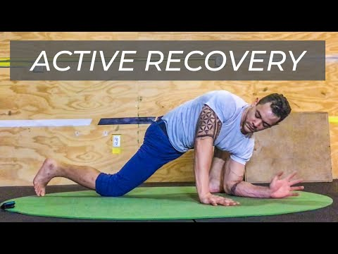 RECOVER FASTER & PREVENT INJURIES | Primal Movement Active Recovery Workout