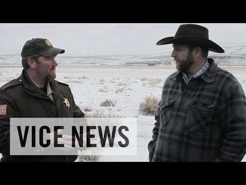"Ammon Bundy and The Sheriff (Extra Scene From ""The Oregon Standoff"")"