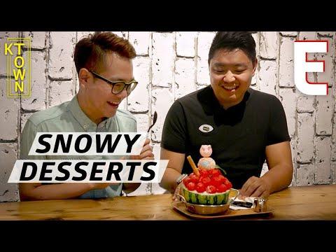 Why Does Everyone Love Bingsu AKA Korean Shaved Ice — K-Town