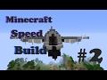 """Minecraft:Speed Build #2 (""""Jets"""")"""