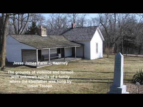 Top 10 Haunted Places in Missouri