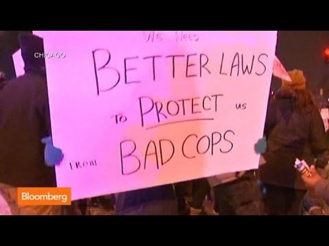 Raw Video: Eric Garner Protests in Top U.S. Cities