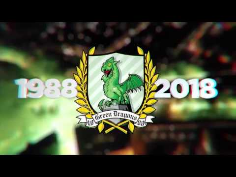 30 LET GREEN DRAGONS (1988-2018)