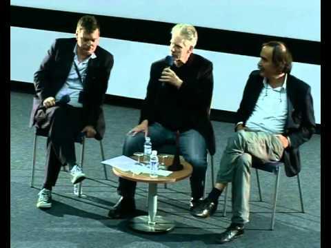 David Cronenberg @  Estoril Film Festival 2009