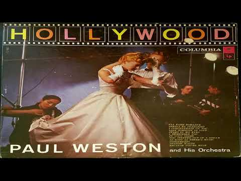 Paul Weston And His Orchestra – Hollywood  GMB