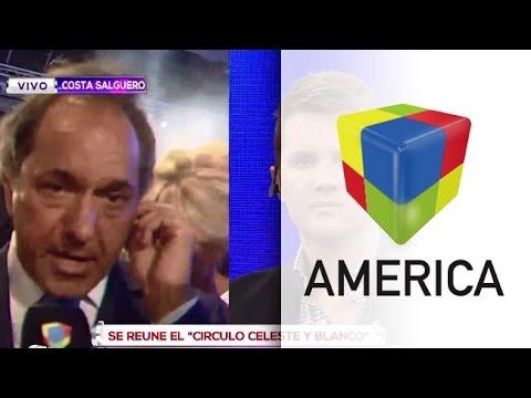 Daniel Scioli y el pase de Mónica López al oficialismo
