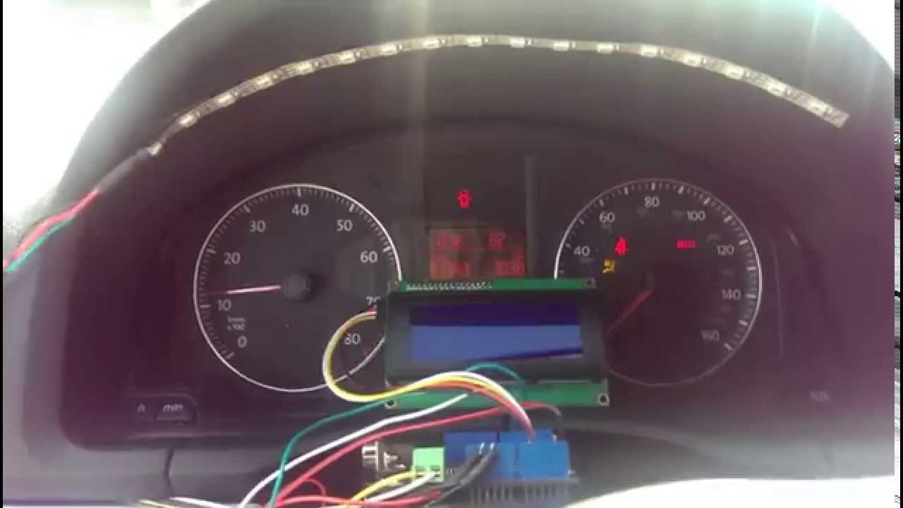 Arduino Controlled Shift Lights