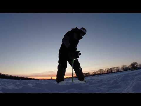 Ice Fishing Selkirk