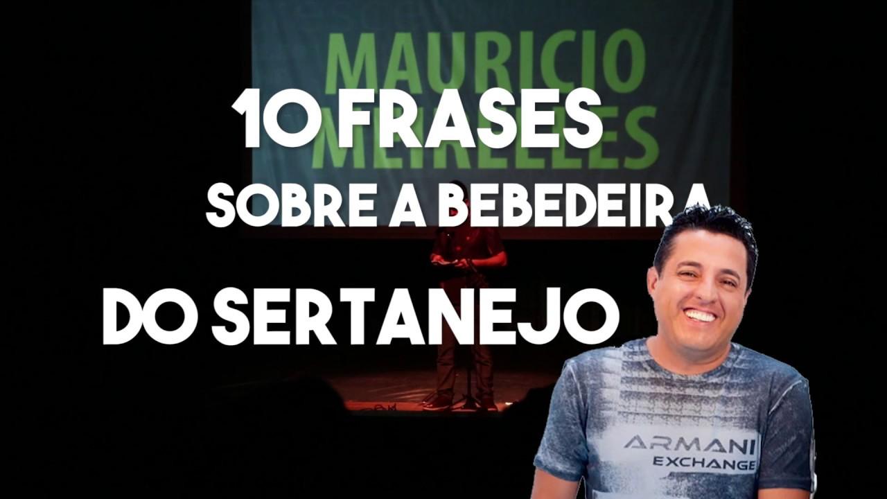 10 Frases Sobre A Bebedeira De Bruno Dupla Bruno E Marrone