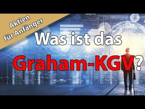 Einfach erklärt: Das Graham-KGV. Wie Anleger die Formel nutzen können.