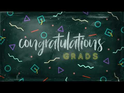 91st Psalm Christian School High School Graduation 2020