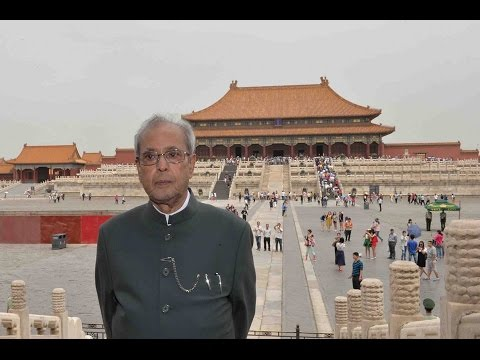 SlideShow-Hon'ble RastrapathyJi-CHINA-conclusion - State Visit- THANKING ALL !!! E DWEEPnews(iNDiA)