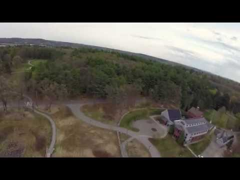 Doyle Conservation Leominster, MA - Aerial Video