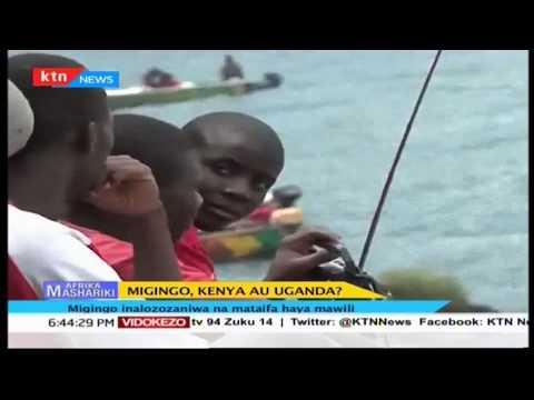 Wanajeshi wa Uganda wadhulumu wavuvi wa Kenya Migingo  Afrika Mashariki