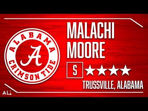 Alabama 2020 Signee: Malachi Moore Highlights
