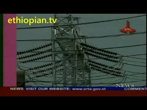 Ethiopia Exports Electric Power to Sudan