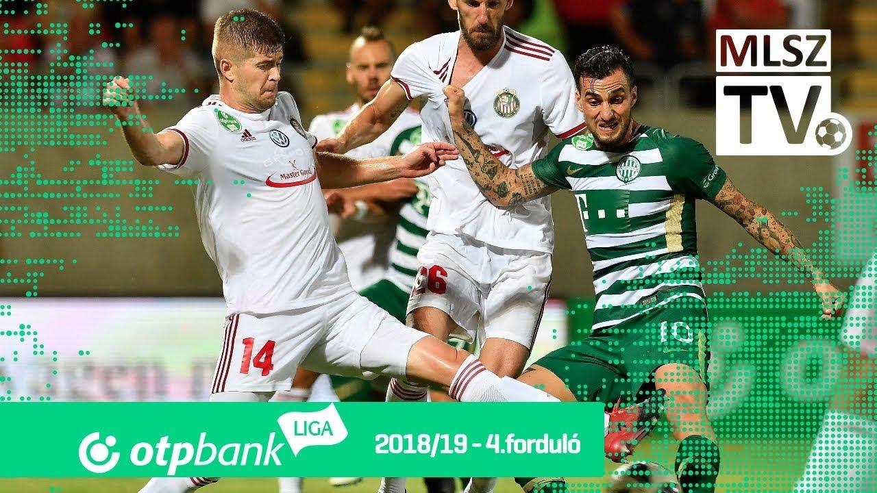 Kisvárda Master Good - Ferencvárosi TC | 0-2 (0-0) | OTP Bank Liga | 4. forduló | 2018/2019