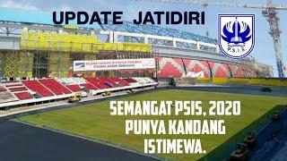 Progres Stadion Jatidiri Semarang