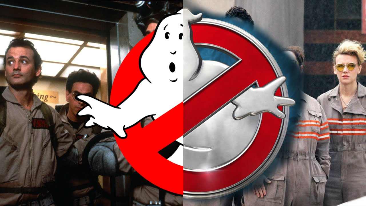 Ghostbusters 1984 2016 Style Trailer Youtube
