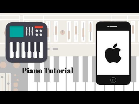 How To play IPhone Sounds in Piano + Nokia Ringtone
