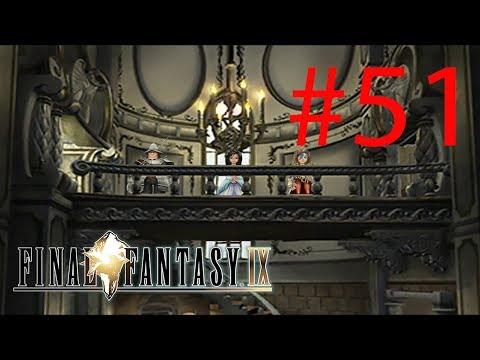 Guia Final Fantasy IX (PS4) - 51 - La Coronación de Daga + Trofeo Barco a escala