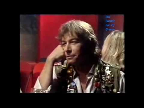 Eric Burdon - Interview-(1982)