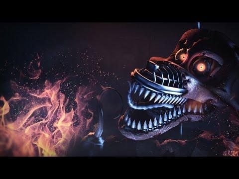 FNAF SFM Animated version of Too Far - YouTube