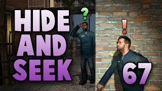 Use My Spot Against Me? I Think Not! (Hide & Seek #67)