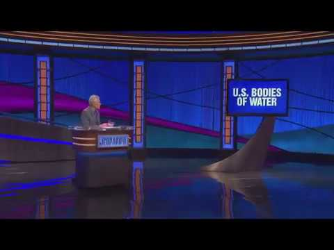 Jeopardy! James Holzhauer FIRST Episode Final Jeopardy 4/4/19