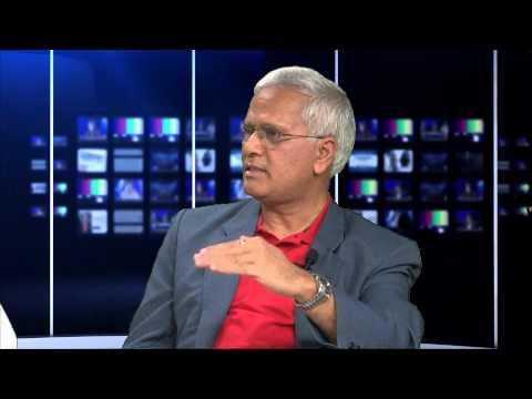Business Talk- Dr. Govinda Koirala, Prof of Economics and Finance