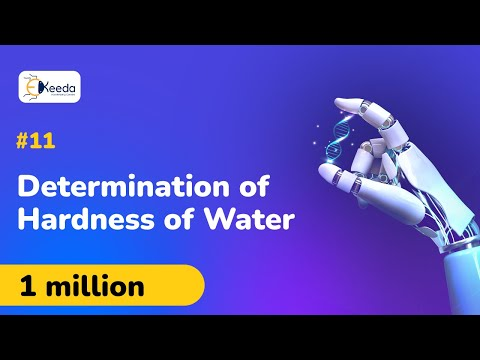 Determination Of Hardness Of Water By EDTA Method - Water - Applied Chemistry I