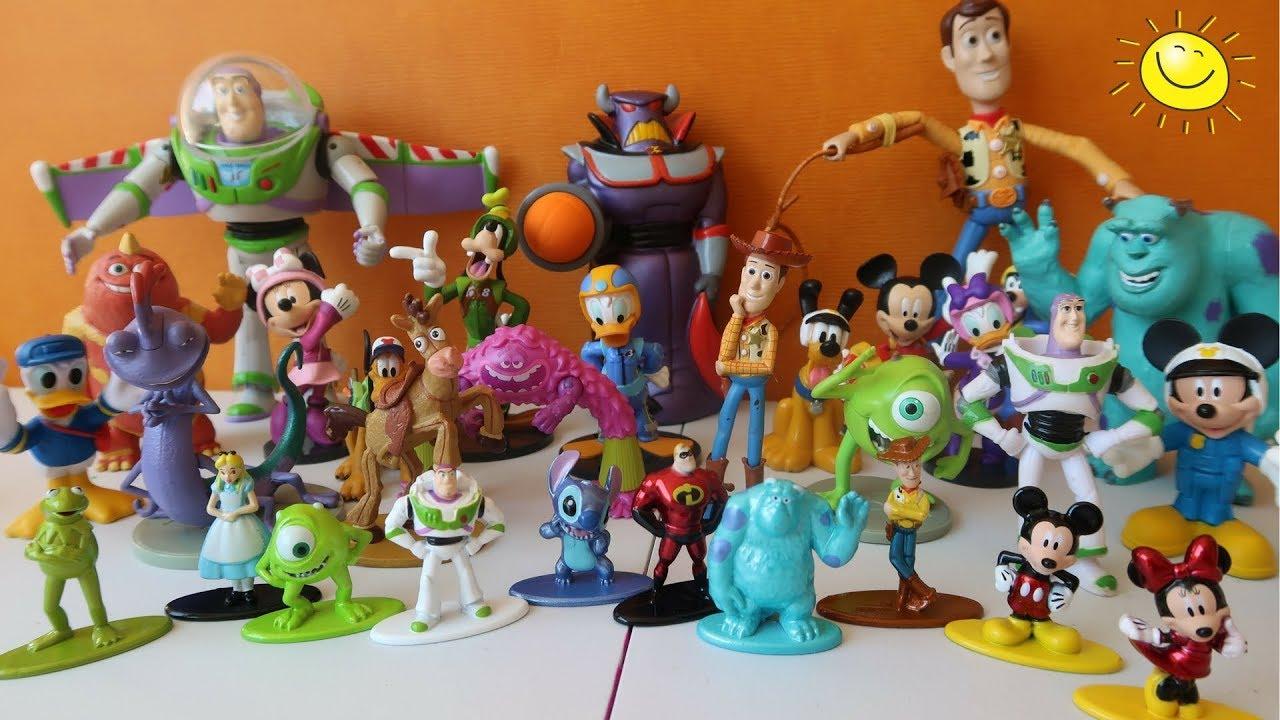 Pixar Town Disney Personajes Juguetes NiñosKidsplace Para Ov0N8wmny