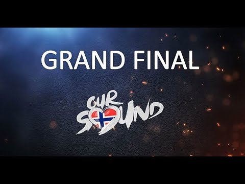 Our Sound 3 - Live from Oslo - Grand Final - Results