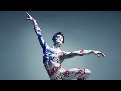 Voices of America: Photoshoot with Aaron Robison | English National Ballet