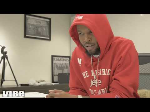 Shy Glizzy Talks Mental Growth And His Grammy Nomination | VIBE
